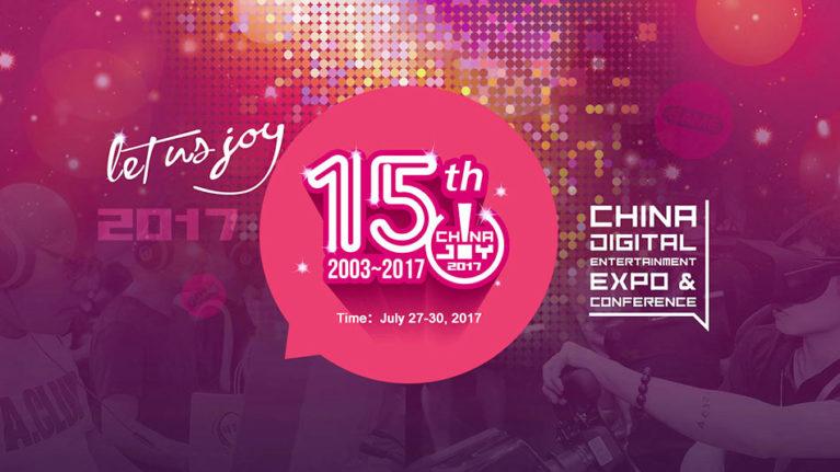 China Joy game festival