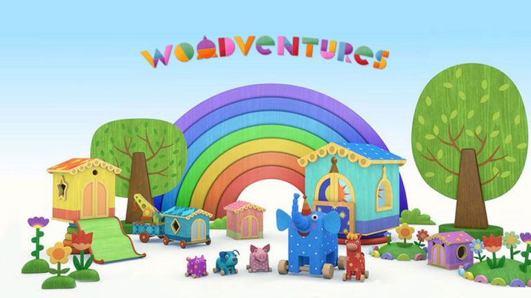 Woodventures animated series