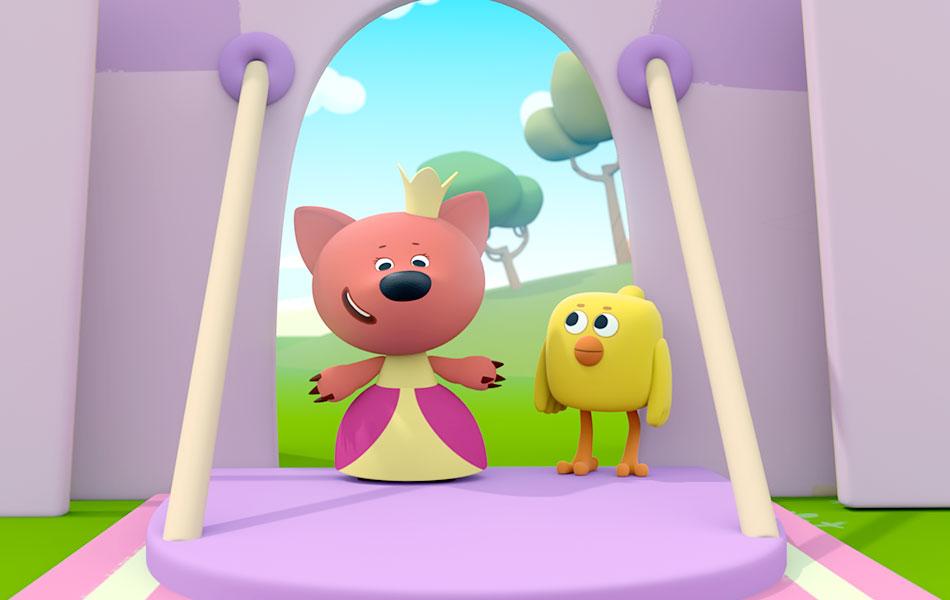 Ми-ми-мишки на фестивале КРОК