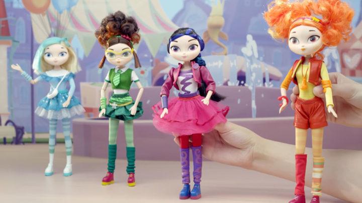 Fantasy Patrol Dolls by Gulliver