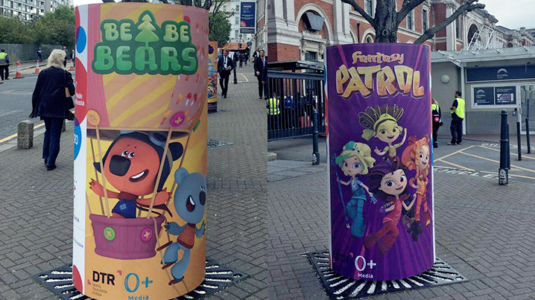 brand licensing europe be-be-bears and fantasy patrol