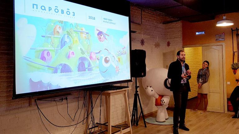 家庭交互电影院 «VR动画»在俄罗斯被创建。