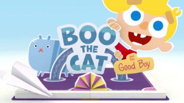 《调皮猫与乖男孩》新动画系列的成功