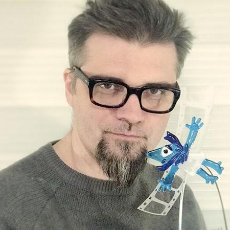 耶夫格尼 戈洛温获得了《伊卡洛斯》最佳 动画片制片人奖