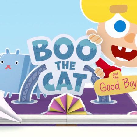 《小坏猫和大乖宝》进入韩国最佳动画作品大赛决赛