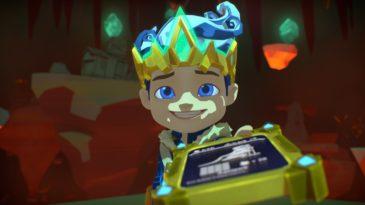 迪士尼频道将播放大型动画电影《恩威大英雄:退出游戏》