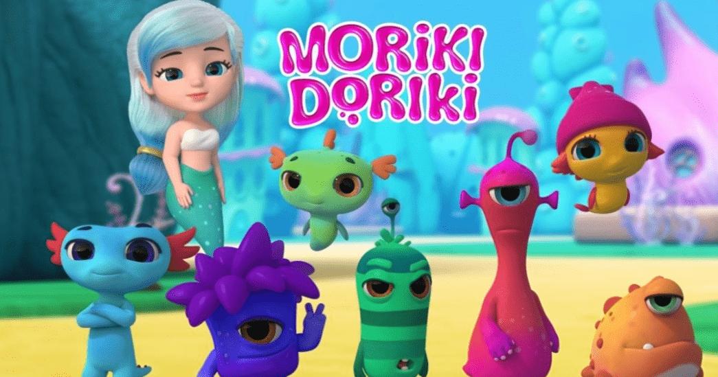 MORIKI DORIKI动画系列片在YOUTUBE MOOLT频道首映!