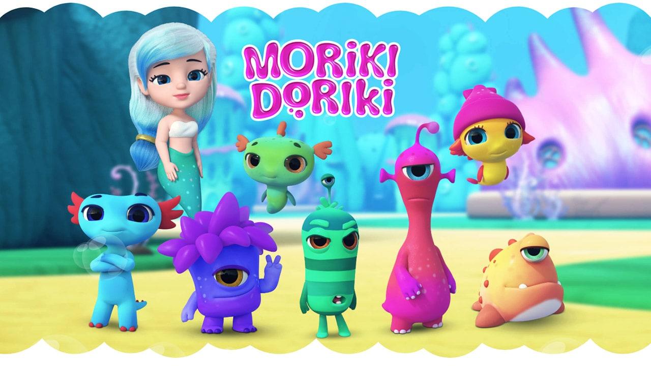 MORIKI DORIKI 动画系列片——海洋历险记