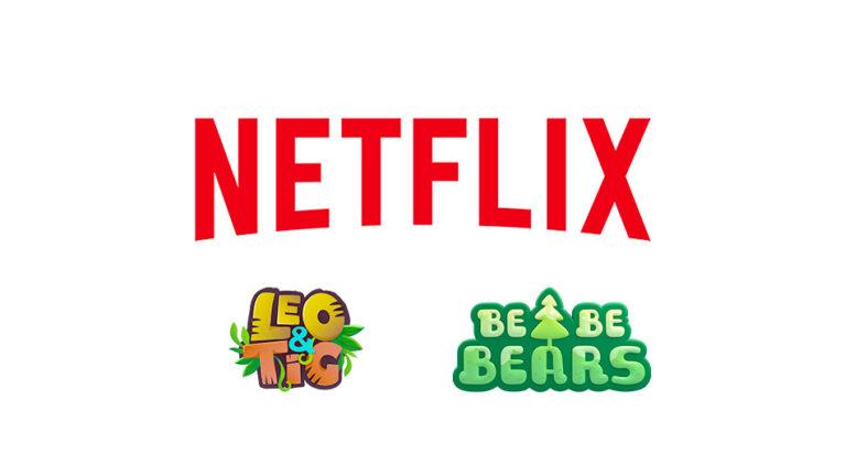 《小小熊》和《虎兄豹弟》征服世界