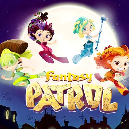 《美少女巡逻队》动画系列片成为瑞典收看量冠军!