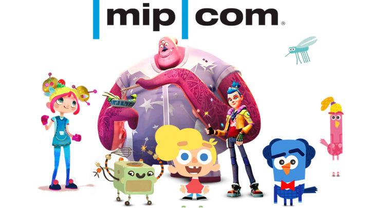 """""""蒸汽机车""""动画工作室将在2020年法国戛纳国际电视影视展览会MIPCOM上展示自己的动画电影"""