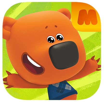 Game developed by Parovoz — «Be-be-bears»