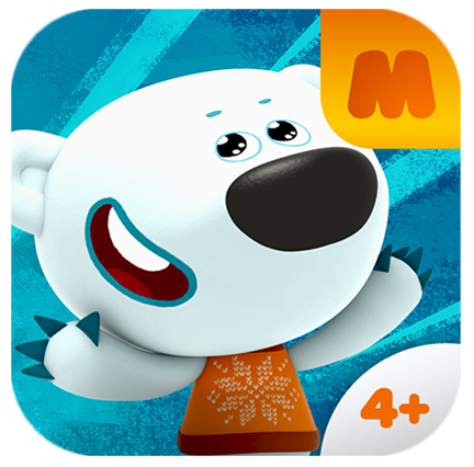 Game developed by Parovoz — «Be-be-bears 2»