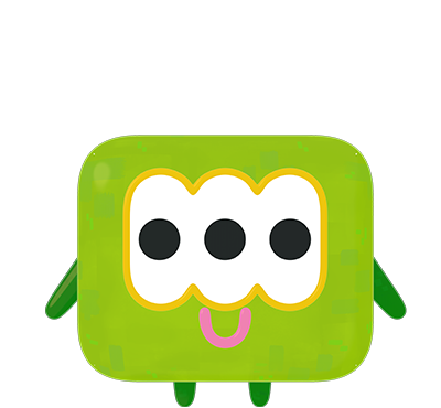 Green cubie from «Cubies»