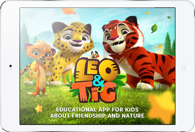 The Game 'Leo and Tig'