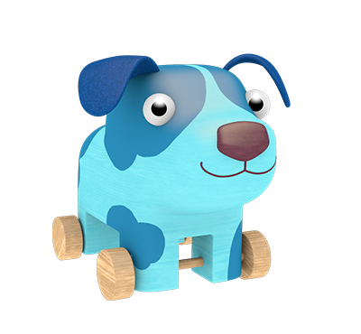 Doggy Woof-Woof from «Woodventures»